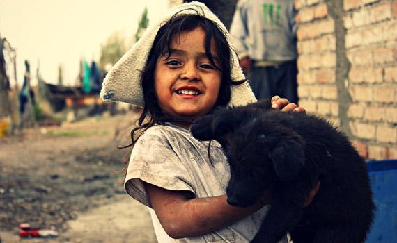 Armut in Lateinamerika - Schutz für Überfällen durch spanisch und Reisetipps