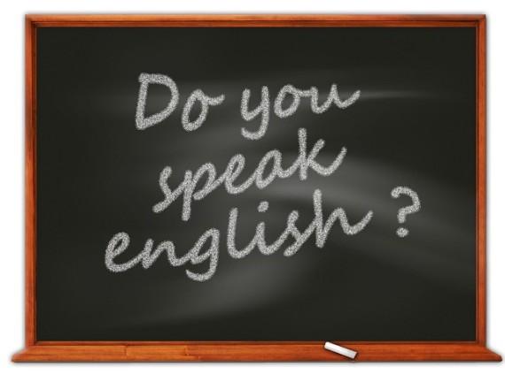 Gerade in Asien un Südamerika können die wenigsten Englisch sprechen