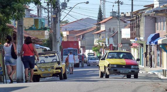 Sicherheit in Brasilien auf Reisen