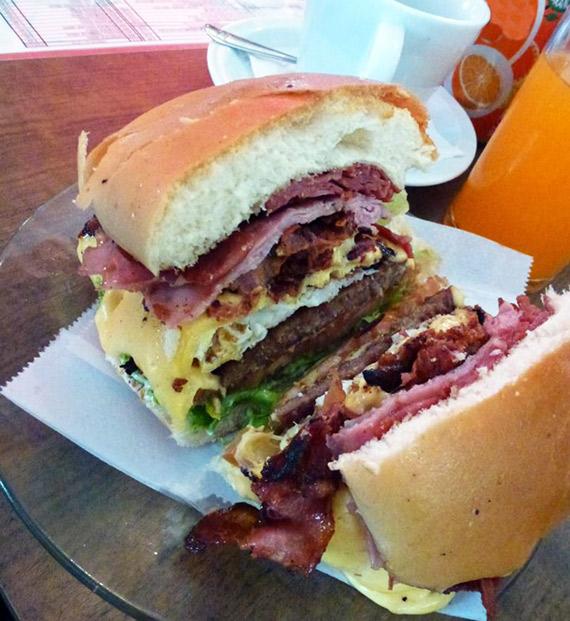 brasilianisch sprechen brasilianisches Essen