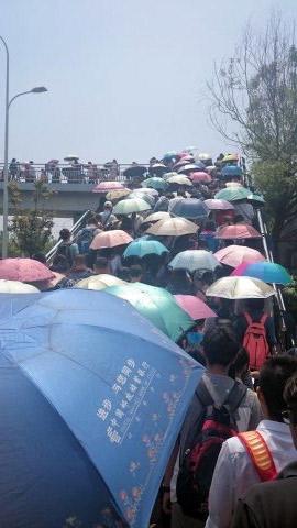 Das Bild der chinesischen Gesellschaft