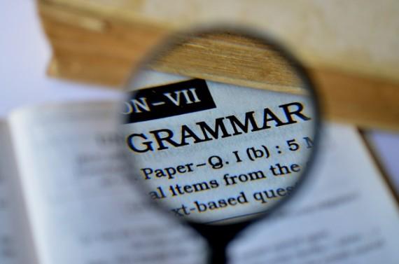 Grammatik ist beim Eintauchen von Fremdsprachen zu Beginn völlig überflüssig