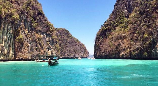 Thailändische Bucht - Thailändisch anwenden